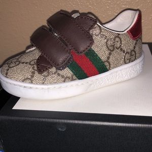Gucci Boys Tennis size 4 Toodlers